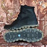 Трекінгові черевики B-5 чорні, фото 4