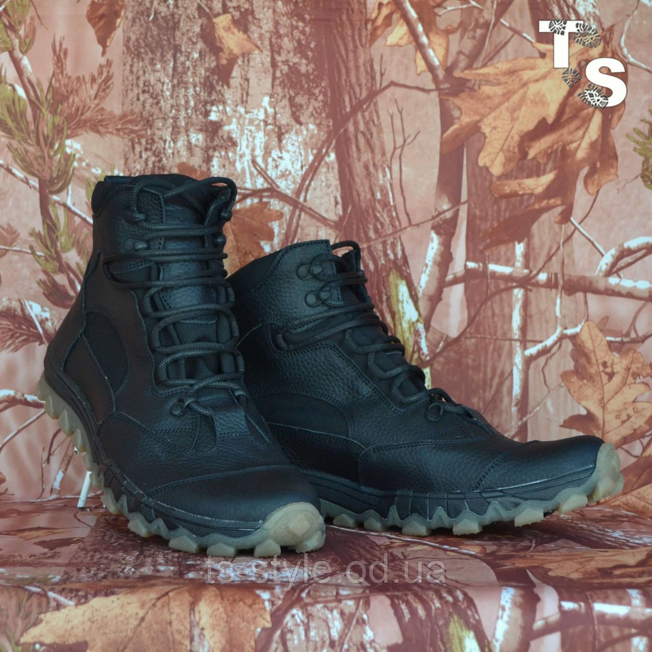 Трекінгові черевики B-5 чорні