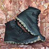 Трекінгові черевики B-5 чорні, фото 6
