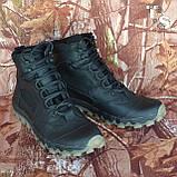 Трекінгові черевики B-5 чорні, фото 8