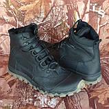 Трекінгові черевики B-5 чорні, фото 7