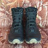 Трекінгові черевики B-5 чорні, фото 10