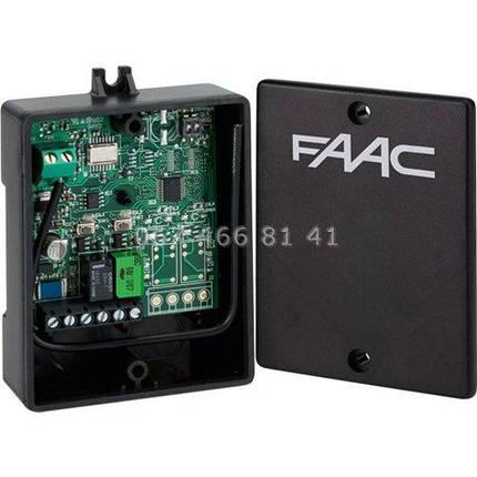 FAAC XR4 868 приемник, фото 2