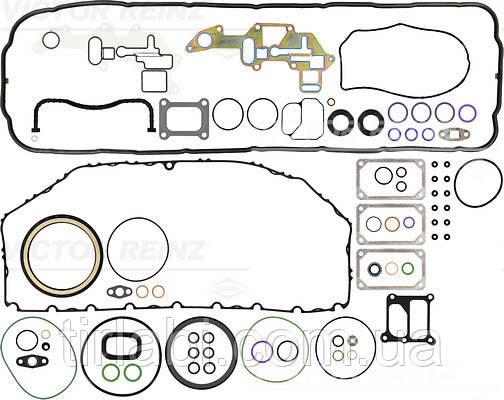 Нижний набор с 10.05 Renault DXi11