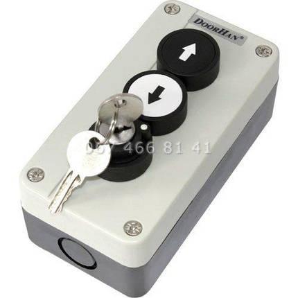 DoorHan Button2K кнопочный выключатель, фото 2