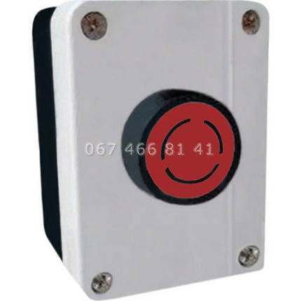 Hormann DTN 10 кнопочный выключатель, фото 2