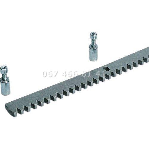 FAAC 30x8 зубчатая рейка для откатных ворот