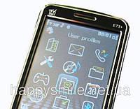 Мобильный телефон китайского происхождения Nokia E73 + TV