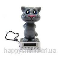 Весёлый говорящий кот + портативная колонка FQ-Q5, отличный подарок для ребёнка