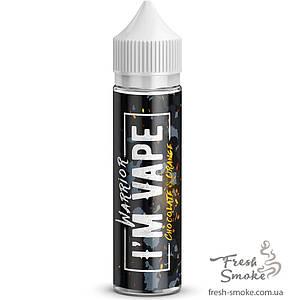 I'm Vape Warrior Chocolate & Orange Tobacco 60 мл (Табак)