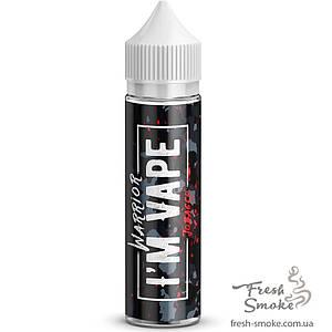 I'm Vape Warrior Tobacco 60 мл (Табак) Жидкость (заправка) для вейпа