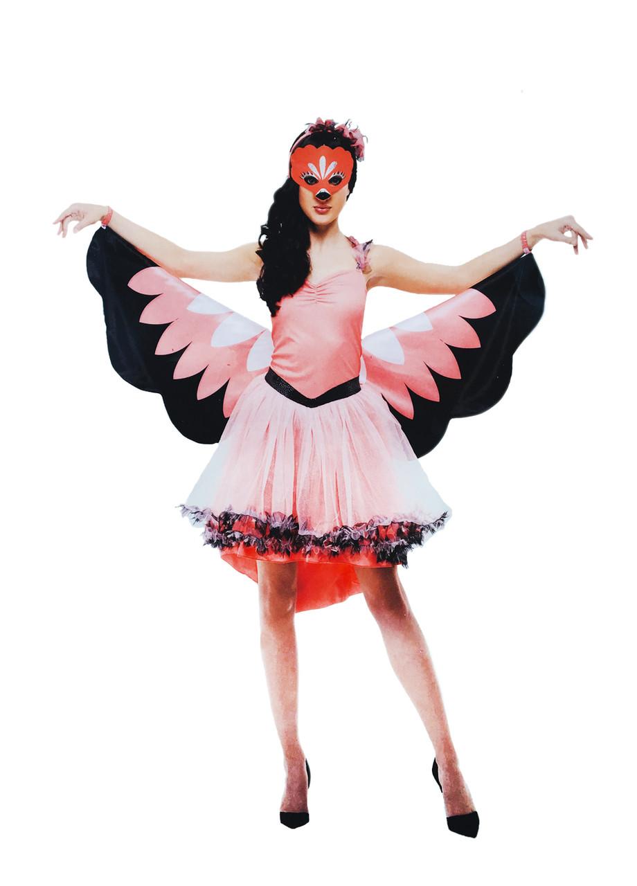"""Карнавальный костюм """"Фламинго"""" Amscan S/M"""