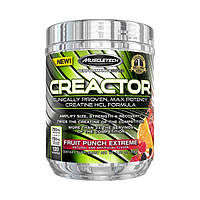 MuscleTech, Креатин Creactor 240 грамм (120 порций), фото 1