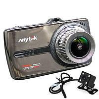 Автомобильный видеорегистратор Anytek G66