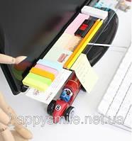 Полочка акриловая для монитора, ноутбука «Jinselp»