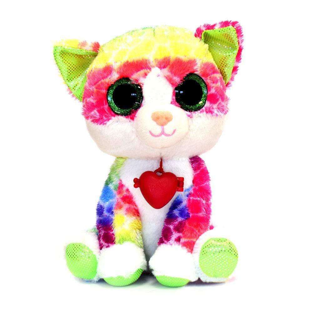 Мягкая игрушка Fancy глазастик Котик (KGL0R)