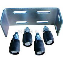 SP-5 Standart-pro 500 кг фурнитура для откатных ворот, фото 3