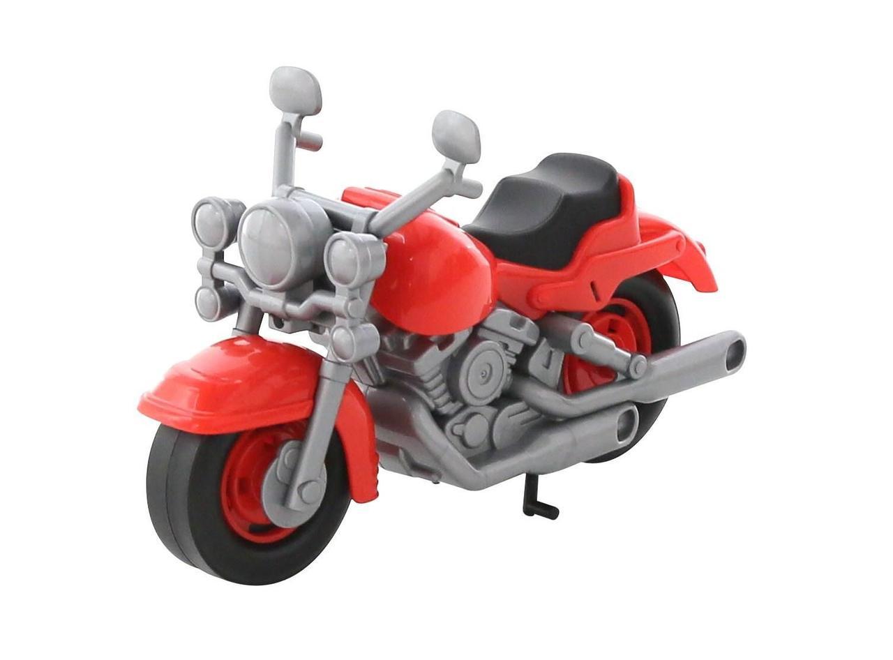 """Игрушка Polesie мотоцикл гоночный """"Кросс"""" красный (6232-1)"""