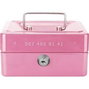 TS 0038 кэшбокс розовый, фото 2