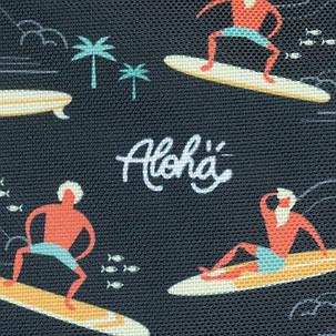 "08871AL Пенал с наполн. ""Aloha""(1ластик, 1кар, 4ручк, 1лин., 1марк.)  ТМ ""MILAN"", фото 2"
