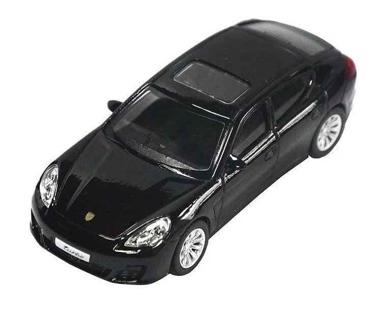 """Игрушка RMZ City Машинка """"Porsche Panamera"""" черный (444009-1)"""