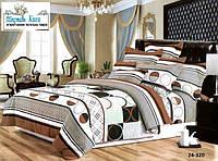 Бязь  Семейный комплект постельного белья