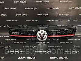 Решетка радиатора Golf MK7 GTI
