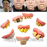 Парные челюсти