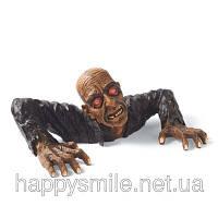 Зомби, вылезающий из-под земли
