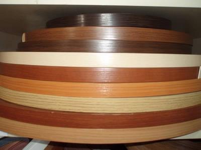 Кромка ПВХ 0,6*22  Структура с клеем