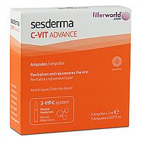 Сыворотка в ампулах с витамином С Sesderma C-Vit Ampoules 5*2 мл