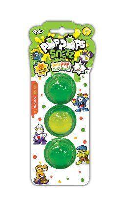 Игровой набор PopPops Snotz, 3 штуки (YL50009)