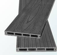 Композитная террасная доска Tardex Lite Premium графит
