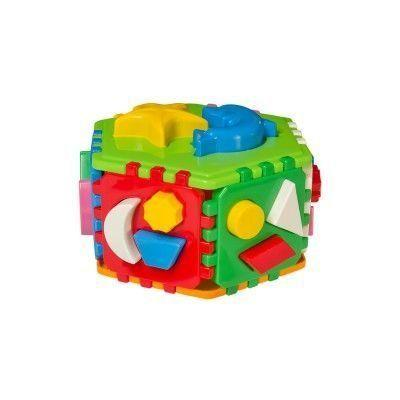 Игрушка куб Technok умный малыш Гиппо (2445)