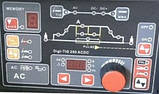 Зварювальний апарат DigiTIG 250Р ACDC/MIX, фото 2