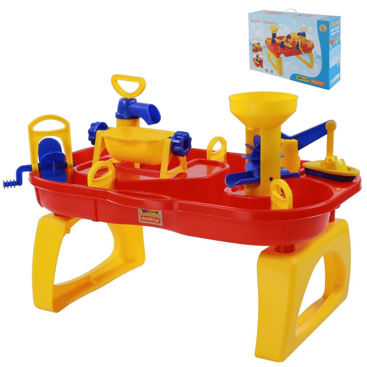 Игровой набор Polesie Водный мир № 3 (40893)