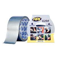 HPX 6200 - армированная ремонтная лента (скотч), серебристая - 50мм x 5м, фото 1