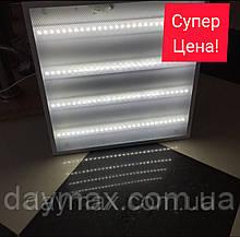 Светодиодный светильник LED Армстронг (призматик / колотый лед) 595*595 Lumen, 36w, 6500К