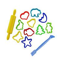 "Набор для лепки ""Окружающий мир"" (LEP02) Genio Kids-Art"