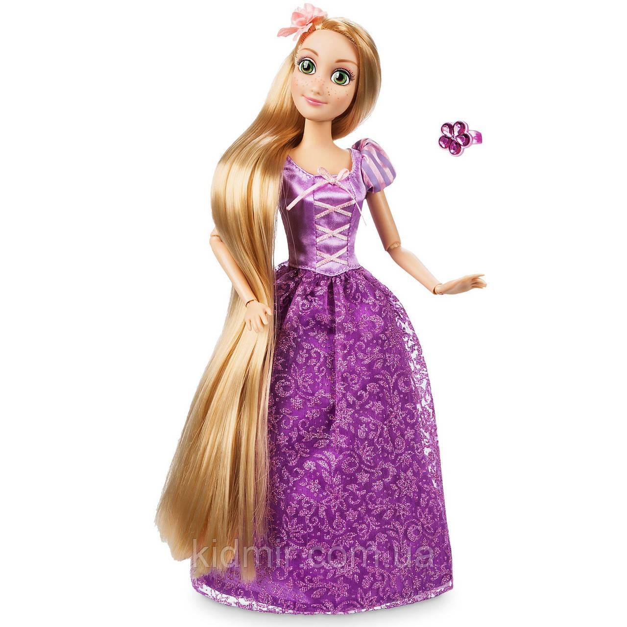 Принцесса Дисней Рапунцель с кольцом Rapunzel Disney