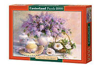 """Игрушка-Пазл Castorland """"1000"""" """"Цветы, живопись"""" (С-102006)"""