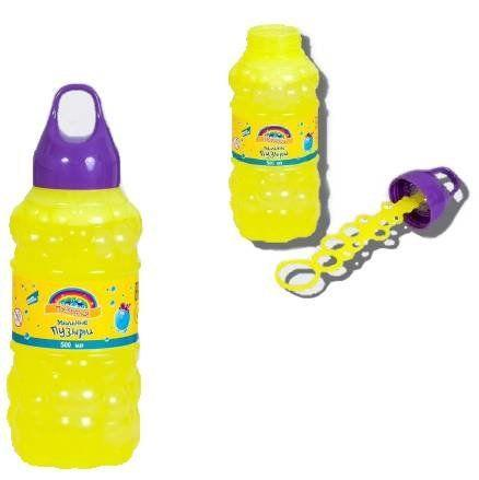 Мыльные пузыри бутылка 500 мл, Bubbleland (MP500)