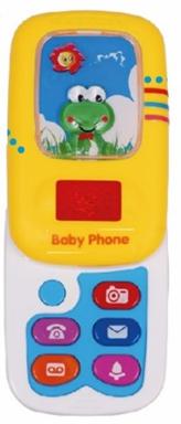 Игрушка развивающая Mommy love телефон (CY1013-2C)