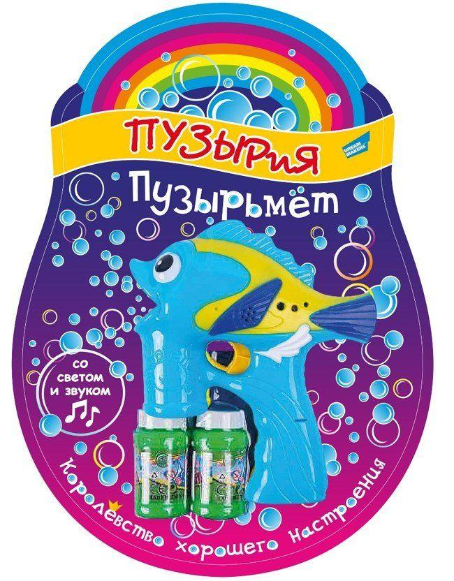 Мыльные пузыри пони, голубой, Bubbleland (BW0413609-2)