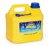 Жидкость для мыльных пузырей, 3000 мл, BUBBLELAND (MP3000)