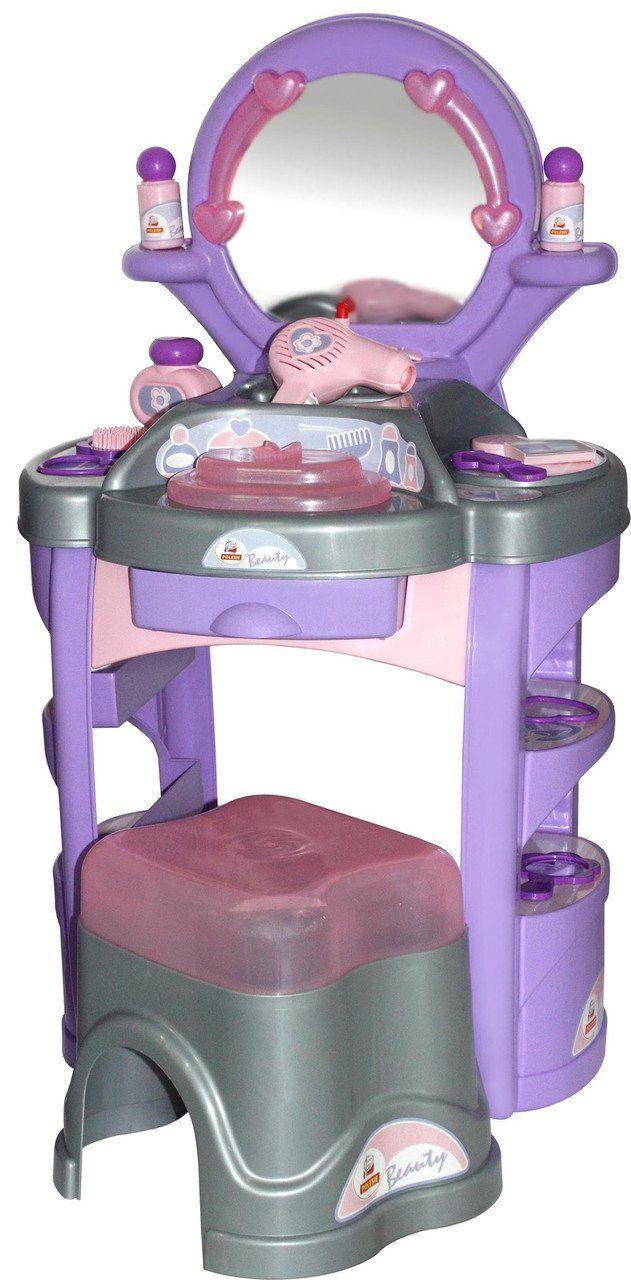 Детский туалетный столик с подсветкой Polesie (43146)