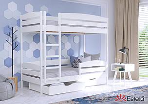 Кровать двухъярусная Дуэт Плюс тм Эстелла, фото 3