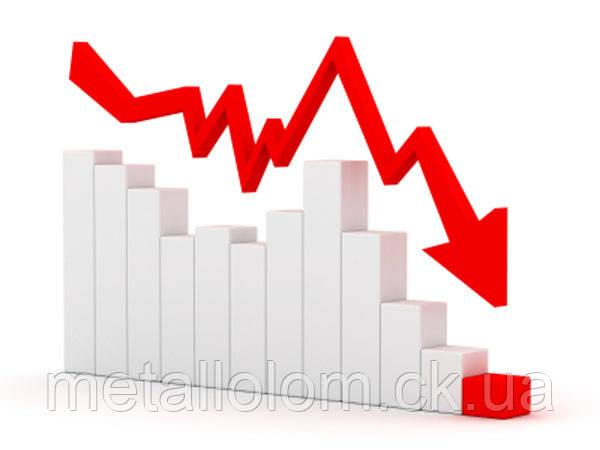 Внимание с 08.07.2015 падение цены на черный металлолом 200 грн/т