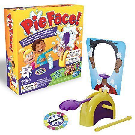 Настольная игра Hasbro Пирог в лицо (обновленная) (E2762)