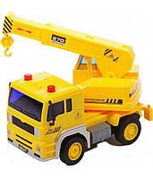 Автокран игрушка на радиоуправлении Big Motors (WY1510D)